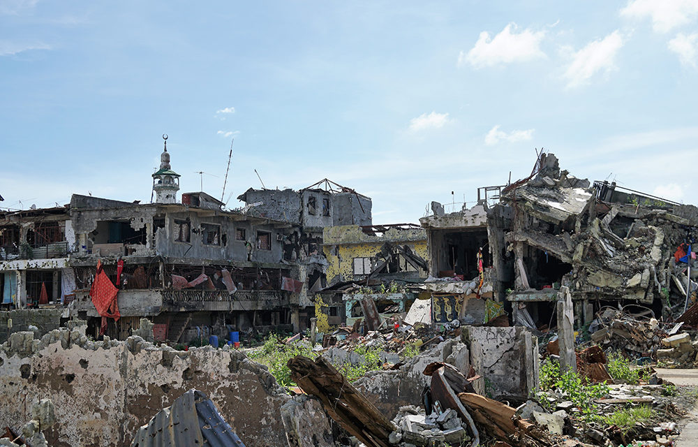 Catholic charity: 'Don't forget about Marawi'