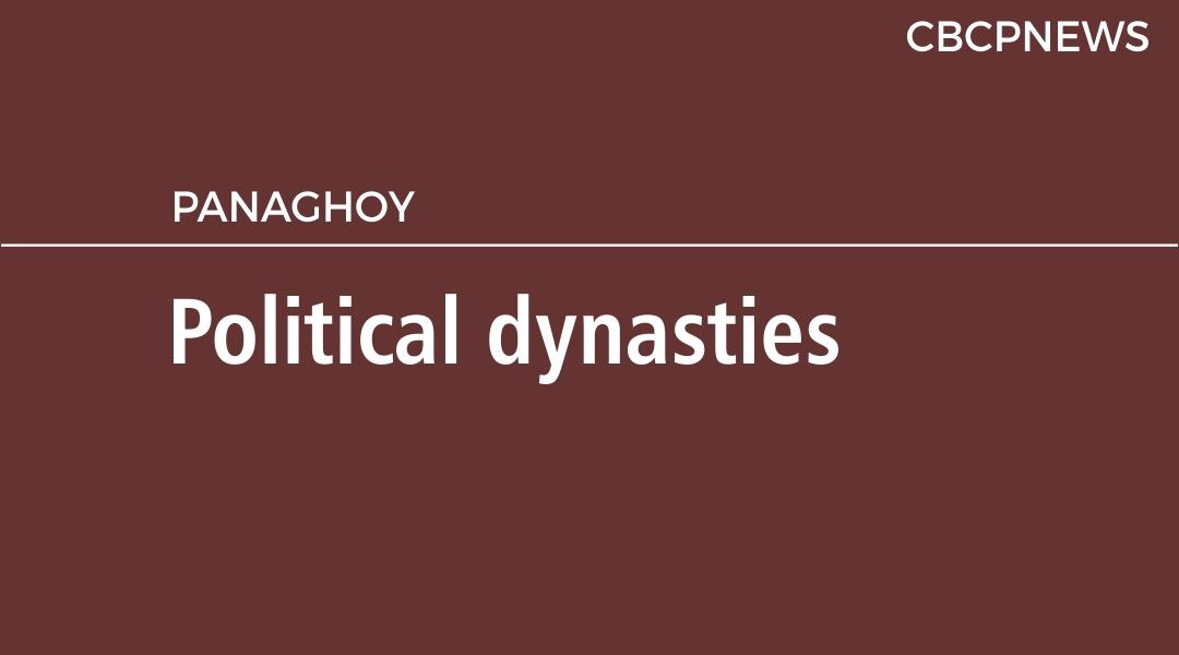 Political dynasties