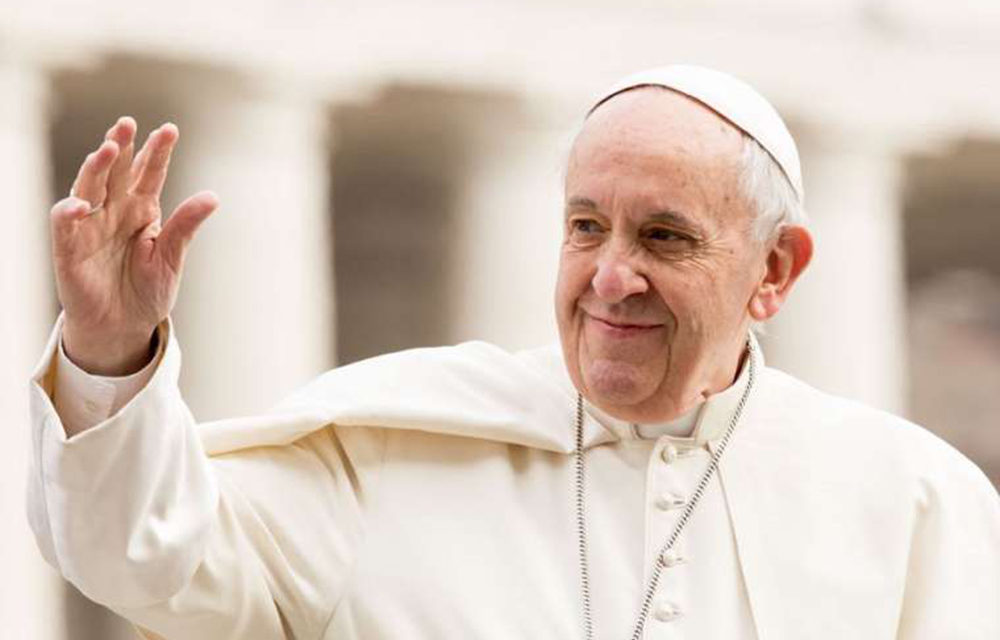 Pope Francis: A person transformed by Christ cannot be corrupt