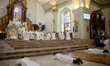 Malolos welcomes 3 new priests