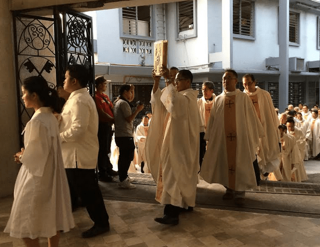 Episcopal vicars gather for clergy confab in Davao