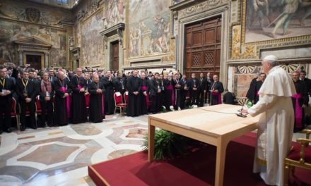Door to door: Pope reaffirms missionaries' mandate to knock on hearts