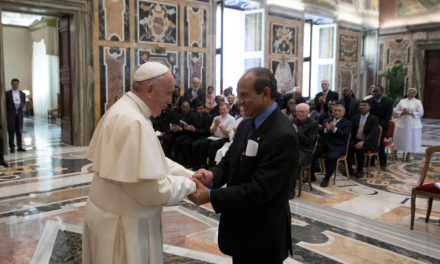 Community life can be form of evangelization, pope tells brothers