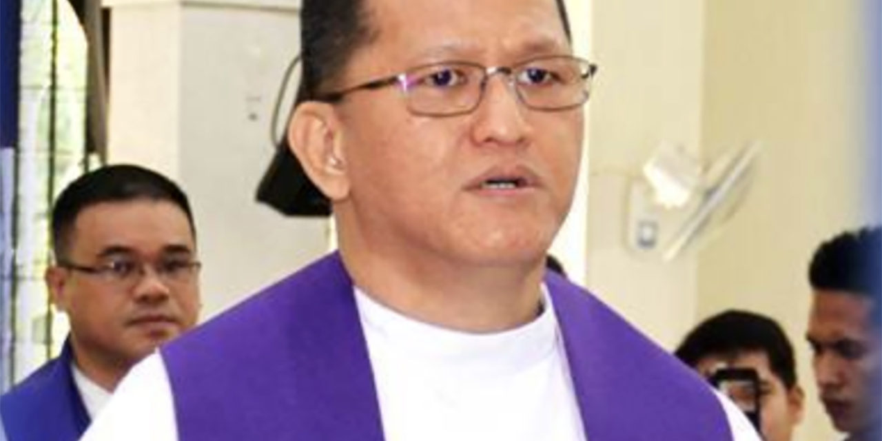 Pope appoints new bishop of Marbel