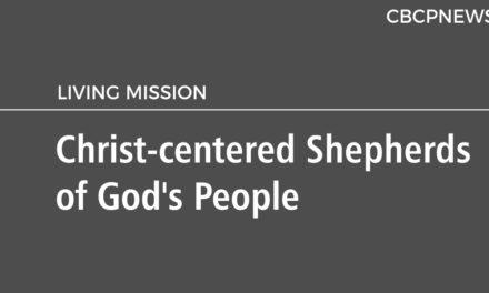 Christ-centered Shepherds of God's People