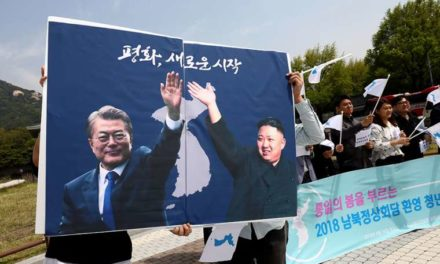 Bishop: With historic Inter-Korean Summit, 'God answered our prayers'