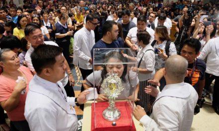 One more public veneration set for St. John Paul II relic