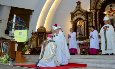 New Bishop of Mati ordained