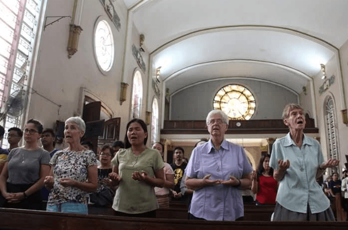 Sr. Pat: 'The Church is meant to be with the people'