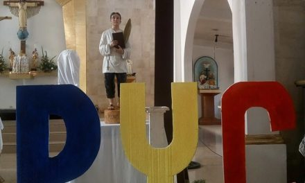 N. Samar parish holds courage-themed youth camp