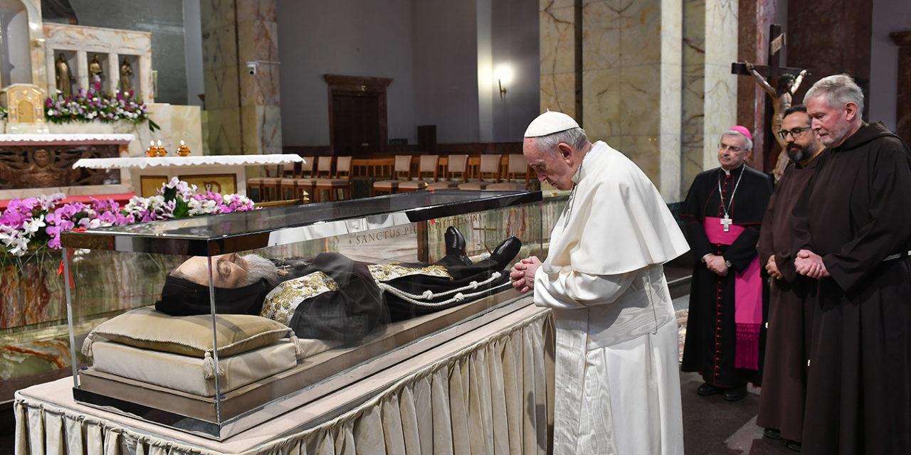 Saint Padre Pio's heart relic to visit Philippines