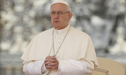 Pope expresses concern about 'spiral of violence' in Holy Land