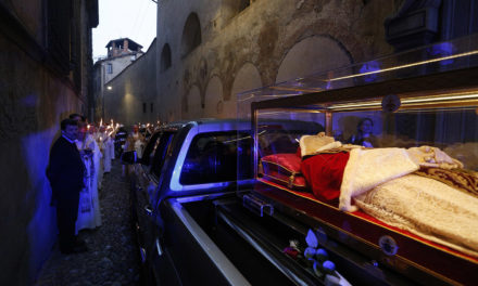 St. John XXIII's body goes on pilgrimage in his homeland