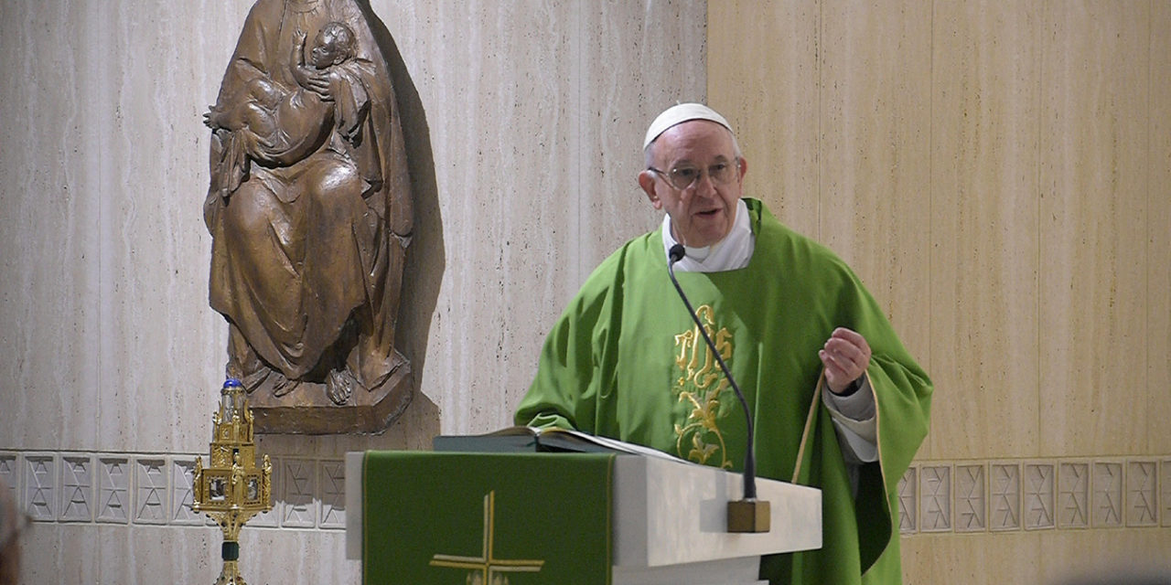 Marriage proclaims 'love is possible,' pope says