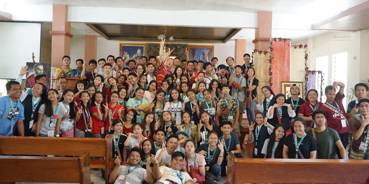Redemptorist holds first ever Alphonsian Youth Mission Day in Albay