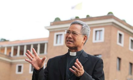 Taiwanese bishops discuss China deal and papal visit with Pope Francis
