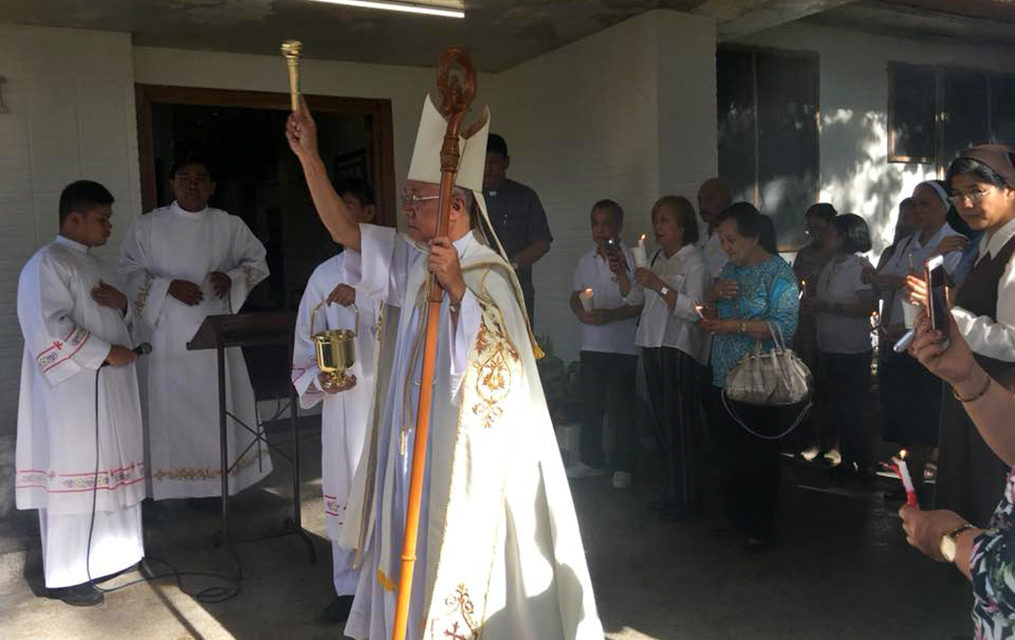 John Paul II Institute for Marriage and Family-Bacolod inaugurates new building
