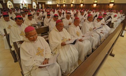 CBCP issues prayer for village, SK polls