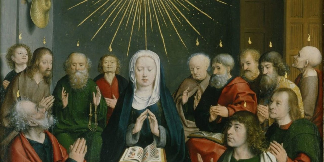 Pentecost: celebrating the richness of a perennial event