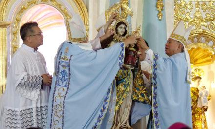 'Great joy' in Ilocos Norte as Patroness receives Pontifical Coronation