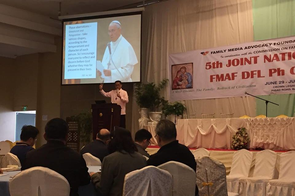 Catechists, theologians reminded: 'God can't stay in your mind, encounter Him!'