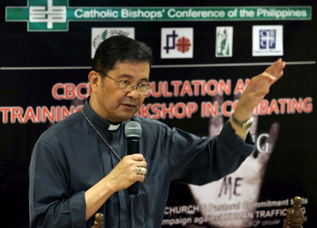 Bishop seeks strong action against   loan sharks holding passports
