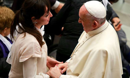 Pope says no to women priests, yes to women in Curial leadership