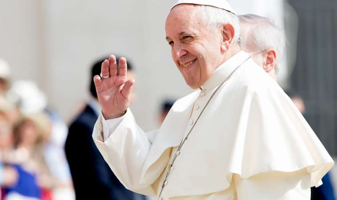 Pope Francis: The Church is not just the bishops – it's everyone