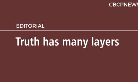 Truth has many layers