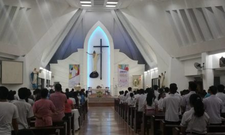 'Grateful' Zambaleños reunite with Columban priests