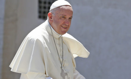 World needs leaders who are just, compassionate, merciful, pope says