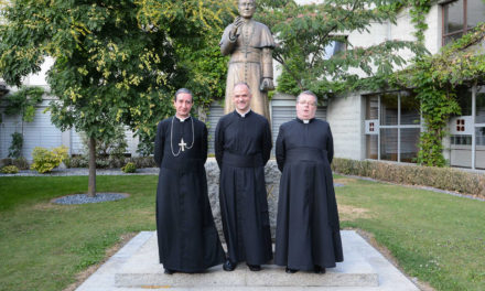Traditionalist society elects new superior general