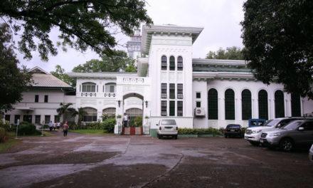 Armed man killed in shootout inside Cebu archbishop's residence