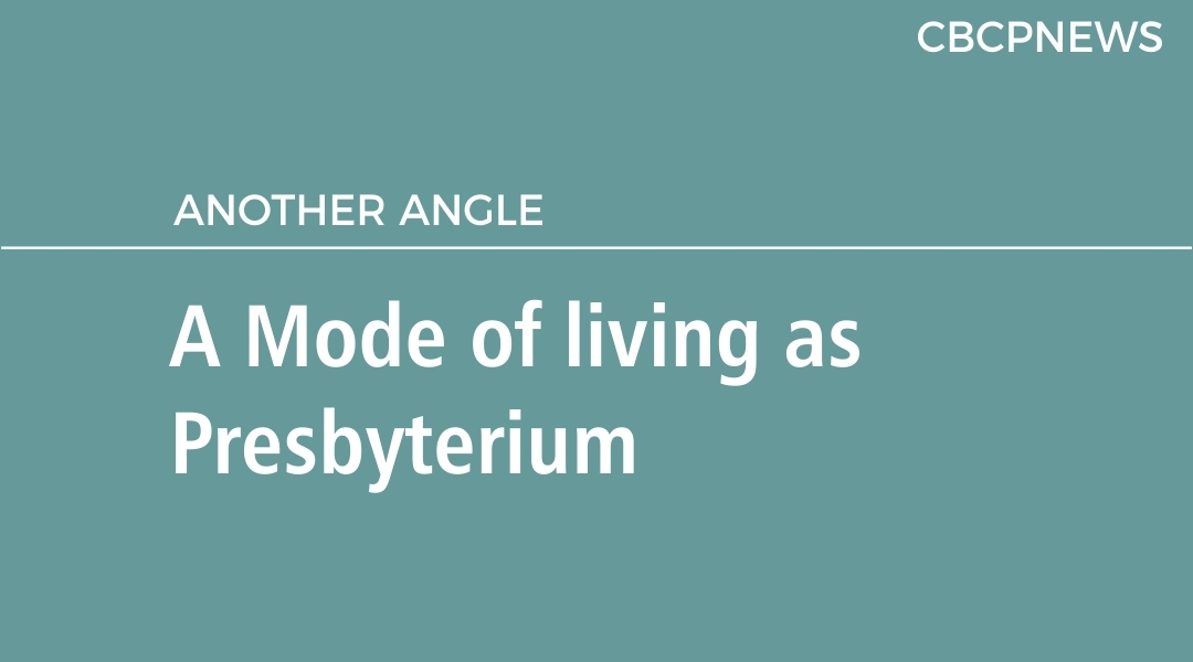 A Mode of living as Presbyterium