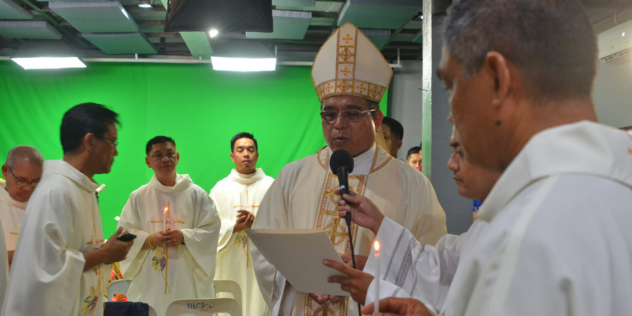 Borongan diocese reopens radio station after 13-year closure