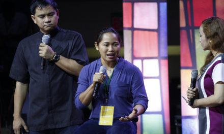 Athlete Hidilyn Diaz: 'Avert from failures, seek for purpose'