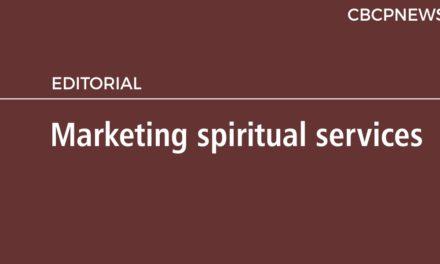 Marketing spiritual services