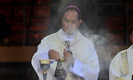 Bishop bewails killing of drug war widow