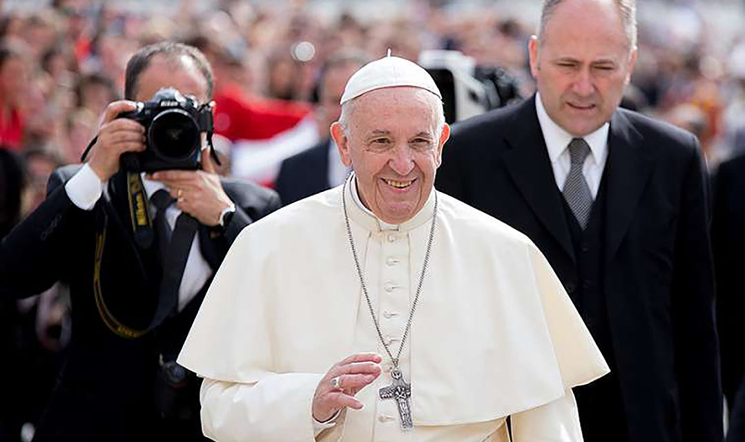 Francis appoints 4 presidents delegate for youth synod