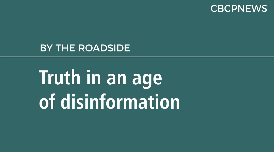 Truth in an age of disinformation