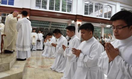 Bishop: Word of God, Eucharist essential to Mass