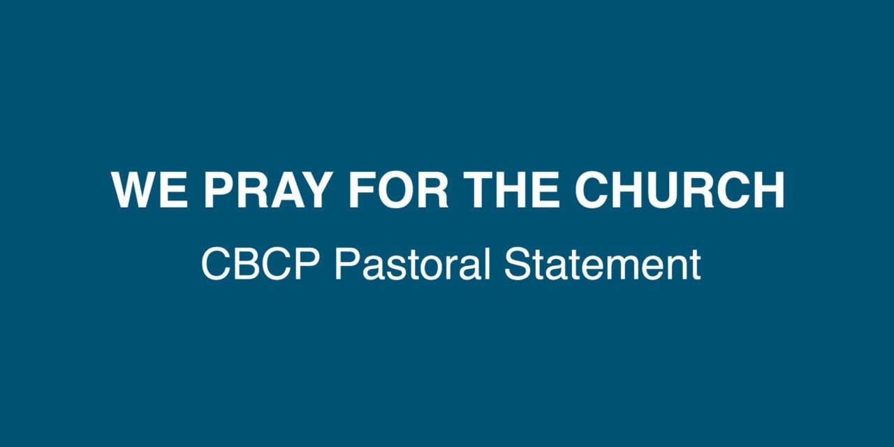We Pray for the Church