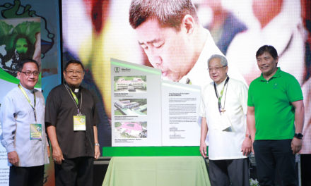 Caritas PH, Sorsogon diocese inaugurate solar setup to power facilities