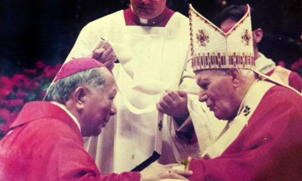 Archbishop Abaya dies at 89