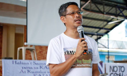Priest welcomes conviction of Palparan