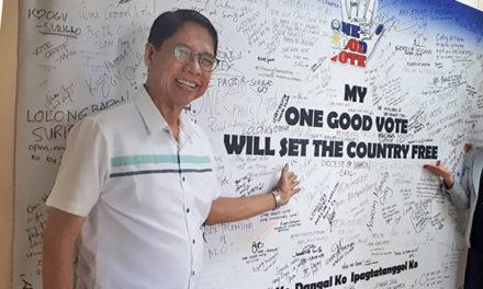 Sarmiento resigns as PPCRV chair