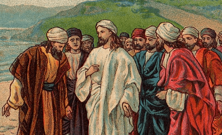 Our Christian life is informed by our image of Jesus