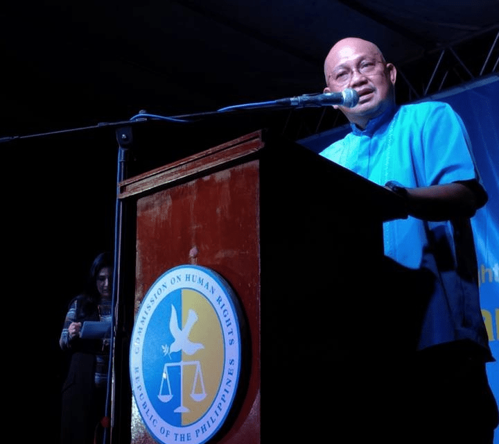 Priest's claim: I escaped becoming an EJK victim