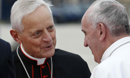 Pope accepts Cardinal Wuerl's resignation as Washington archbishop