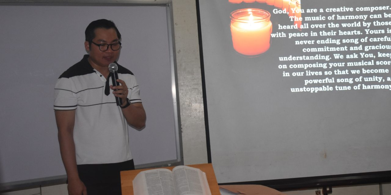Faithful reminded: 'Study Bible to know Jesus'